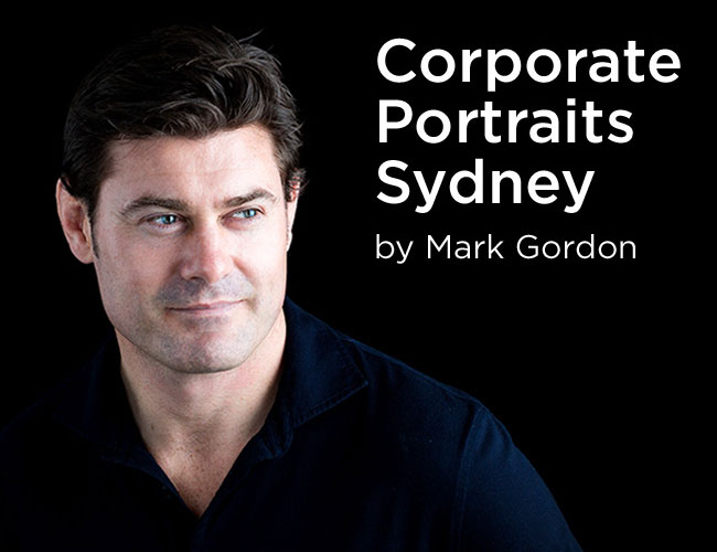 corporate portraits - professional head shots sydney